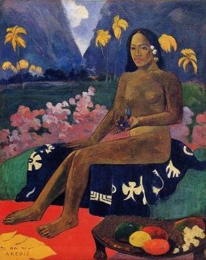 Paul Gauguin - Te Aa No Areois Aka The Seed Of Areoi