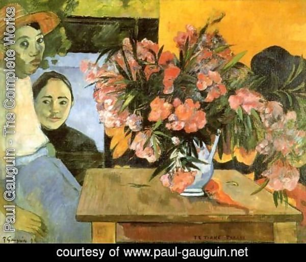Paul Gauguin - Te Avae No Maria Aka Month Of Mary