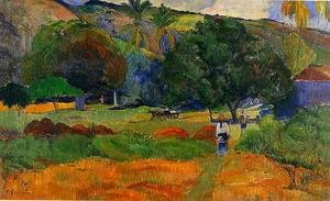 Paul Gauguin - The Little Valley