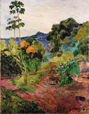 Paul Gauguin - Tropical Vegetation