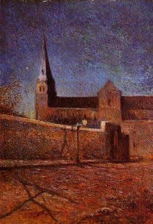Paul Gauguin - Vaugirard Church