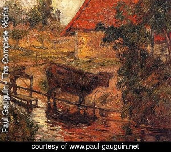 Paul Gauguin - Watering Place