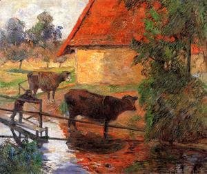 Paul Gauguin - Watering Place2