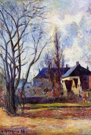 Paul Gauguin - Winters End